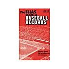 The Elias Book of Baseball Records 2013:…