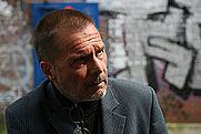 Author photo. German cartoonist Uli Stein in 2007, photo taken by Barbara Mürdter. Wikipedia/Wikimedia <a href=&quot;http://en.wikipedia.org/wiki/File:Uli_stein.jpg&quot; rel=&quot;nofollow&quot; target=&quot;_top&quot;>http://en.wikipedia.org/wiki/File:Uli_stein.jpg</a>