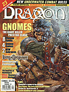 Dragon Magazine: Vol. XXVII, No. 8 (January…