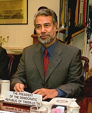 Author photo. U.S. Dept. of Defense Photo (cropped for Wikimedia Commons)