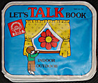 Let's Talk Book: Indoor Outdoor by Child's…