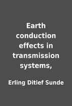 Earth conduction effects in transmission…