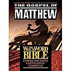 The Gospel of Matthew (DVD) by WatchWORD…