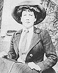 Author photo. Margaret Jourdain (1876-1951)
