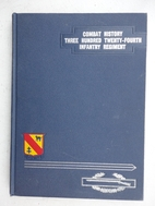 Combat history of the 324th Infantry…