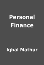 Personal Finance by Iqbal Mathur