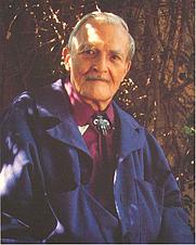 Author photo. Picture of Milton H. Erickson