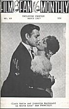 FILM FAN MONTHLY, MARCH 1967, #69 by Leonard…