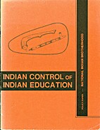 Indian Control of Indian Education by…