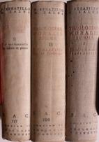 Theologiae moralis summa. vol. 3 by E.…