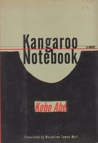 Kangaroo Notebook by Kōbō Abe