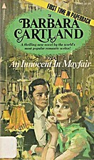 A Virgin in Mayfair by Barbara Cartland