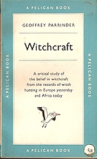 Witchcraft by Geoffrey Parrinder