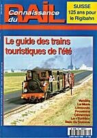 Connaissance du Rail n°182 by Pierre…