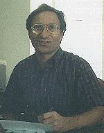 Author photo. Rice University