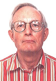Author photo. Ian Budge [credit: Netherlands Institute for Advanced Study]