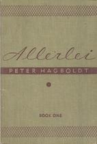 Allerlei by Peter Hagboldt