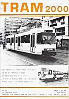 Tram 2000 n° 98 - 27 janvier 1990 by…