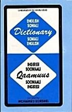 English-Somali Somali-English…