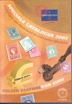Speciale catalogus 2002 : Postzegels van…