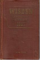 Wisden Cricketers' Almanack 1953 by Norman…
