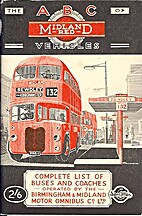 The ABC of Midland Red vehicles by Ian Allan
