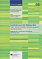 Leseförderung in der digitalen Welt :…