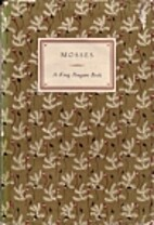 A Book of Mosses by Paul Richards