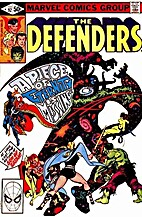 Defenders Issue #92 by J.M. DeMatteis