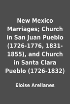 New Mexico Marriages; Church in San Juan…