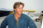 Author photo. Photo by PH2 Mark Cavanugh (US Navy), 1991
