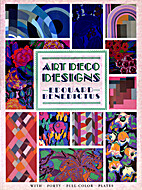 Art Deco Designs: Library of Style (Poster…