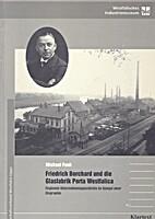 Friedrich Borchard und die Glasfabrik Porta…