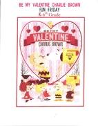 Be My Valentine Charlie Brown - 3 by BCOE