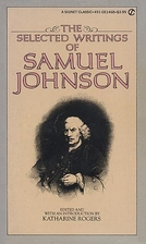 The selected writings of Samuel Johnson by…