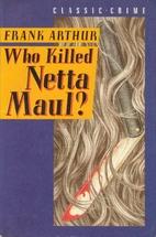 The Suva Harbour Mystery (Who Killed Netta…