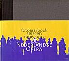 Fotojaarboek seizoen 1996-1997 by Menno…