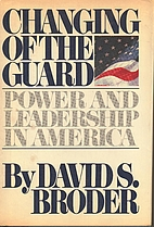 Changing of the guard : power and leadership…
