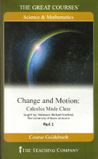 Change and Motion: Calculus Made Clear by…