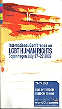 International Conference on LGBT Rights…