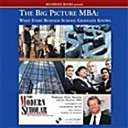 Big Picture MBA: What Every Business School…