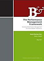 Performance Management Framework: Evolving…