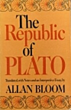 The Republic Of Plato: Second Edition by…