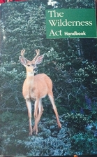 The Wilderness act handbook by Anonymous