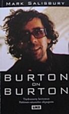 Burton on Burton by Tim Burton