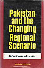 Pakistan and the Changing Regional Scenario:…