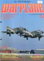 Warplane Volume 5 Issue 53 by Stan Morse