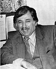Author photo. Dick Giordano