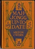 Mah-jongg ... up-to-date, by Milton Cooper…