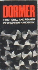 Dormer Twist Drill & Reamer Information…